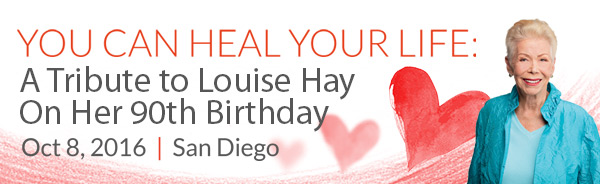 Louise Hay 2016 Event